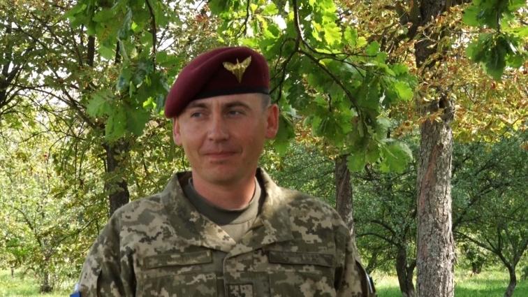 Я був готовий віддати своє життя за свою державу, – Герой України Володимир Соснін