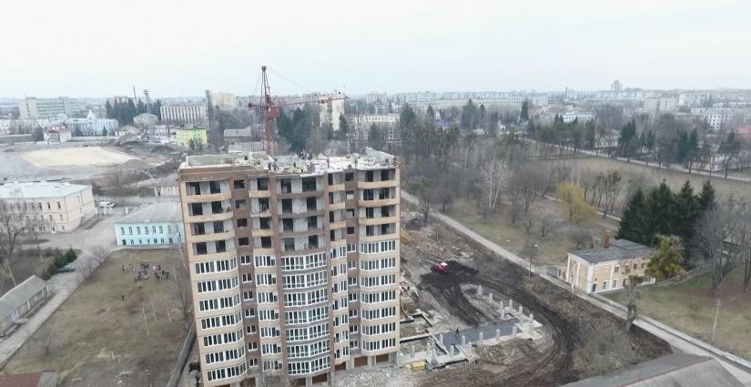 23-го березня відбудеться відкриття житлового комплексу «Преміум парк»