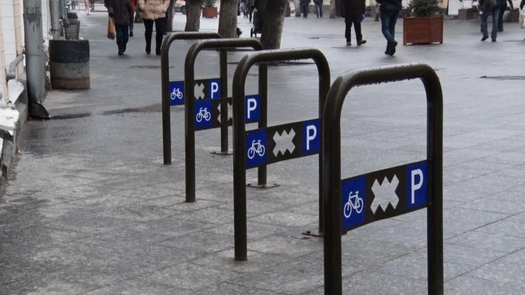 Антивандальний велопрокат із GPS та нові велопарковки обіцяють в Житомирі