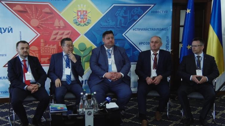Житомирщина презентувала виробничі можливості І Регіональному форумі