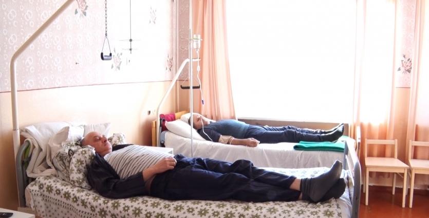 Обласному госпіталю ветеранів війни у Бердичеві 70 років