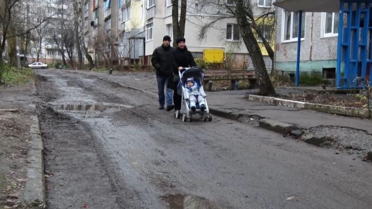 Капітальний ремонт Польової тривав два роки