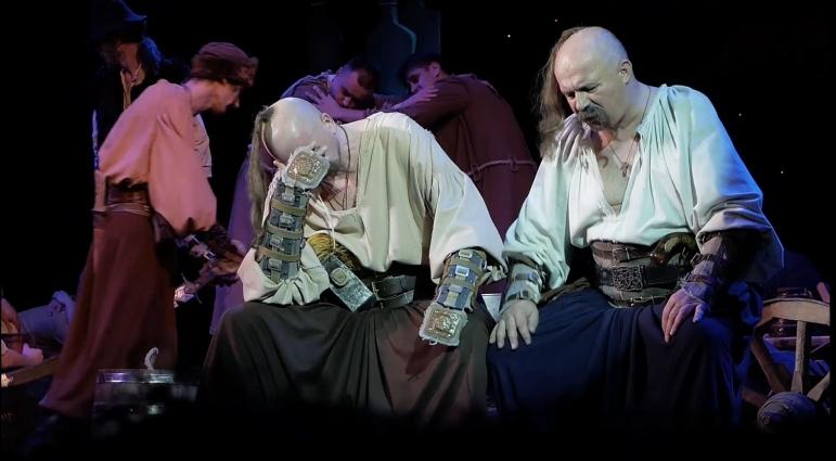 Експерти оцінили виставу Житомирського академічного музично-драматичного театру