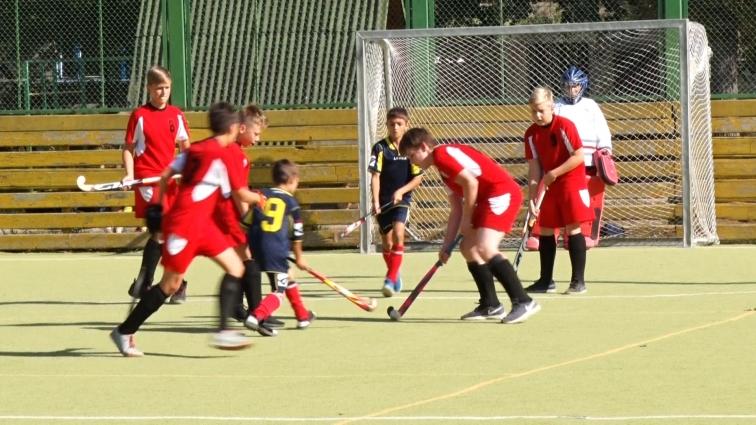 У Коростені відбулися Міжнародні змагання з хокею на траві