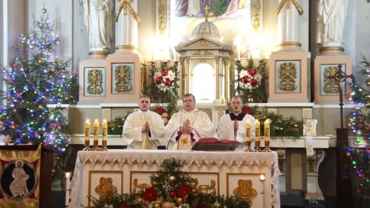 Житомирські римо-католики відзначили Різдво Христове