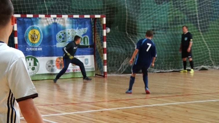 У Житомирі відбувся фінал футзальних змагань на Кубок Міністра оборони України