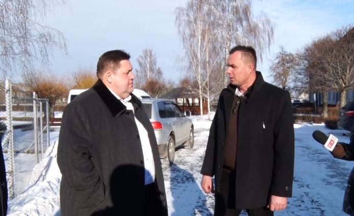 Голова Житомирської ОДА відвідав провідне підприємство Черняхівщини