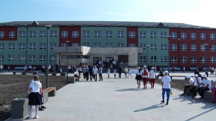 У селі Радовель відкрили оновлений Біотехнологічний ліцей