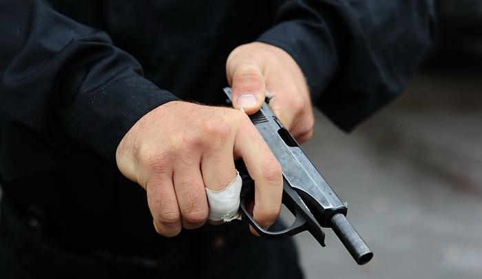 В Києві затримали чоловіка, який вчинив розстріл у Коростені