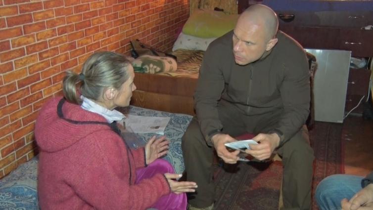Ілля Кива переймається долею житомирських безпритульних