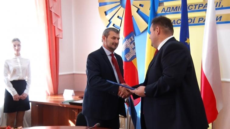Сілезія та Житомирщина підписали Меморандум про співпрацю