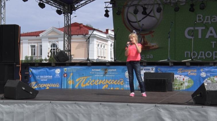 У мистецькому марафоні на Михайлівській взяли участь десятки артистів
