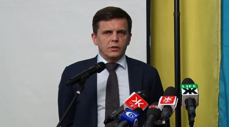 Житомирський міський голова Сергій Сухомлин звітував про річну роботу