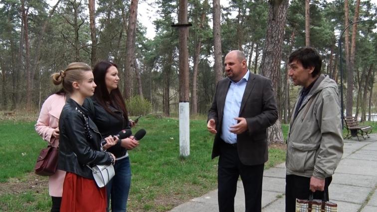 Житомирянин Сергій Коршун дякує за порятунок