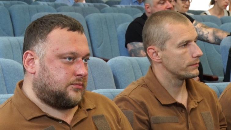 У Житомирі презентували «Муніципальну варту», однак меморандум із міської радою поки не підписали