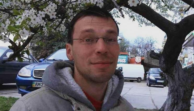 Житомирського журналіста Василя Муравицького звинувачують в державній зраді