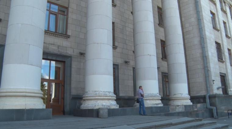 У Житомирі судяться громадяни за розміщення торгової точки