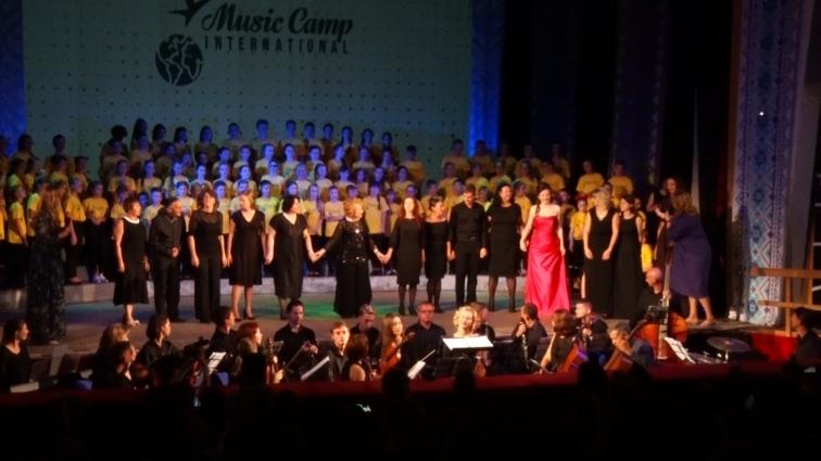 Music Сamp International у Житомирі завершився гала-концертом