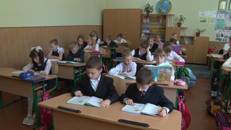 У Житомирських школах сформували завершили набір в 1 класи