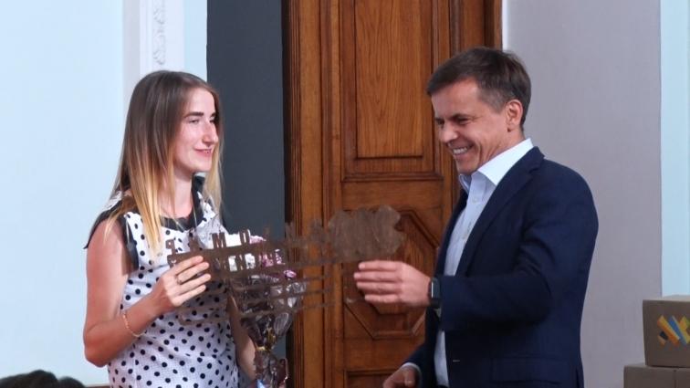 Житомирські спортсмени отримали нагороди за здобутки