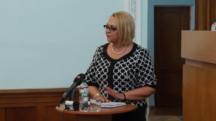 Нардеп від ВО «Батьківщина» звернулася до депутатів Житомирської міської ради