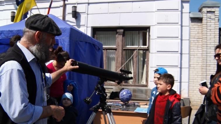 Житомир відкрив сезон наукових пікніків в Україні