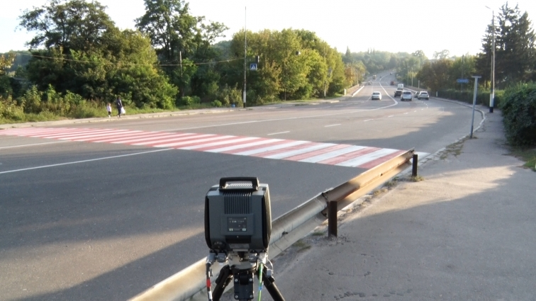 Європейські експерти з безпеки дорожнього руху розпочали  промокампанію в Житомирі