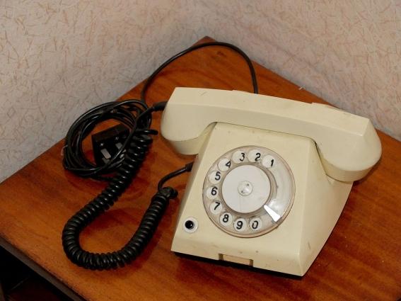 Цьогоріч минає 141 рік від першого дзвінка електричним телефоном