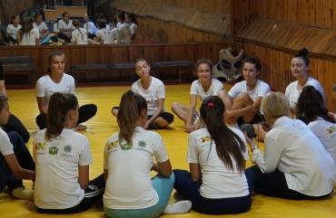 У Житомирі діє школа самозахисту для жінок