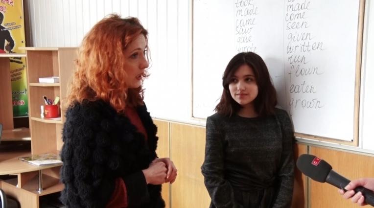 Переселенка з Алчевська розказала про підприємницьку діяльність та допомогу з боку держави