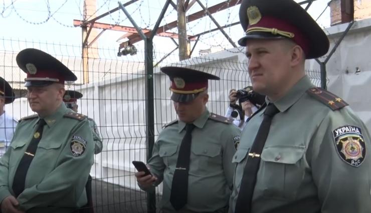 В ДУ «Житомирська установа виконання покарань (№ 8)» відбулися міжрегіональні збори начальників слідчих ізоляторів