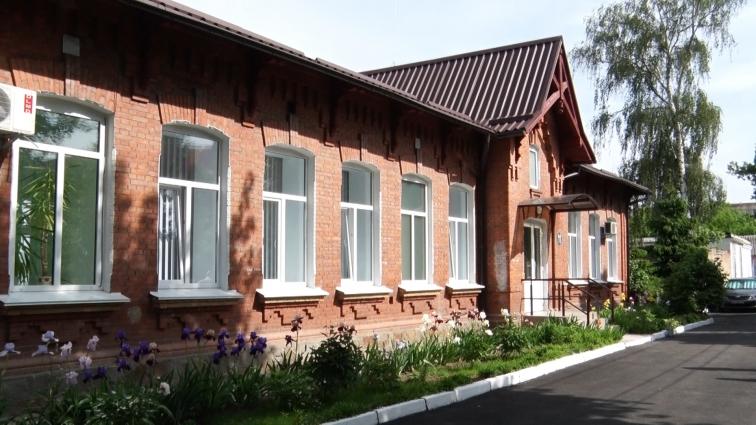 У міській лікарні №1 м. Житомира відкрили оновлене інфекційне відділення