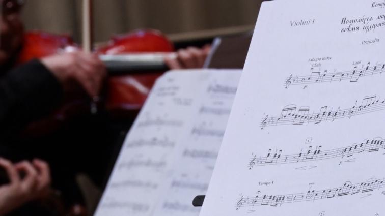 Відома українська композиторка Леся Дичко приїхала до Житомира з авторським концертом