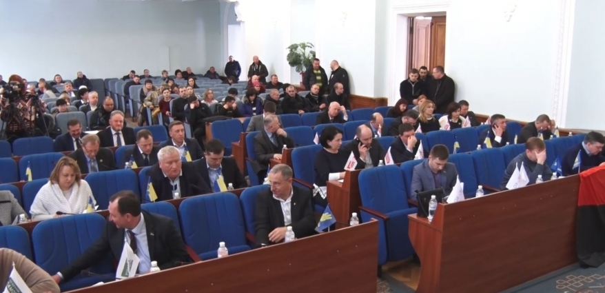 Депутати на сесії спрямували кілька мільйонів гривень на освіту