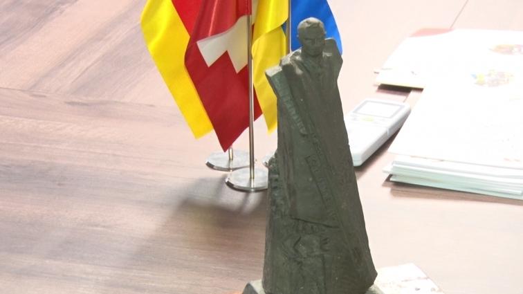 Нові макети пам'ятника Степану Бандері в Житомирі розглянули на містобудівній раді