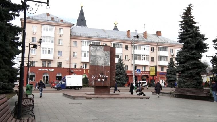 Пам'ятник воїнам АТО планують встановити на Майдані Соборному