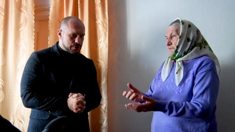 Ілля Кива зустрівся з жителями Високівської ОТГ