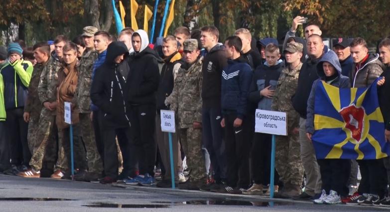 Всеукраїнські збори-змагання «Соколята України» у Житомирі