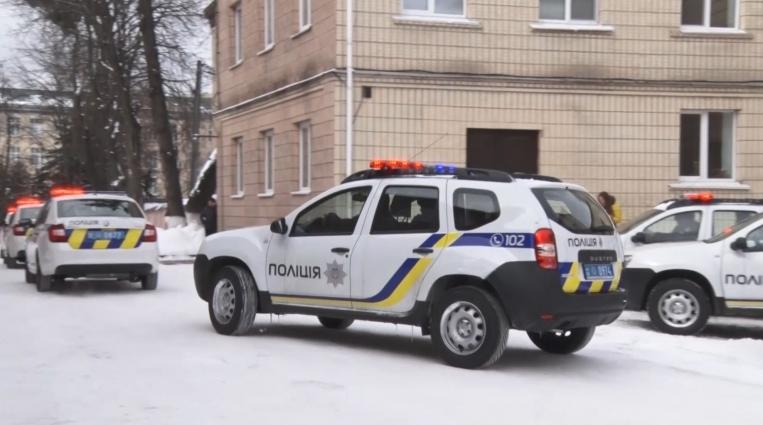У поліцейських Житомирської області поповнення автопарку