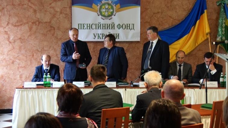 Віце-прем'єр Павло Розенко завітав до Житомирщини, аби перевірити стан впровадження агентських пунктів Пенсійного фонду
