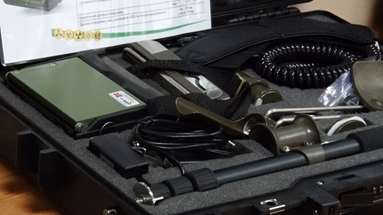 Житомирським прикордонникам подарували обладнання на 6 млн гривень