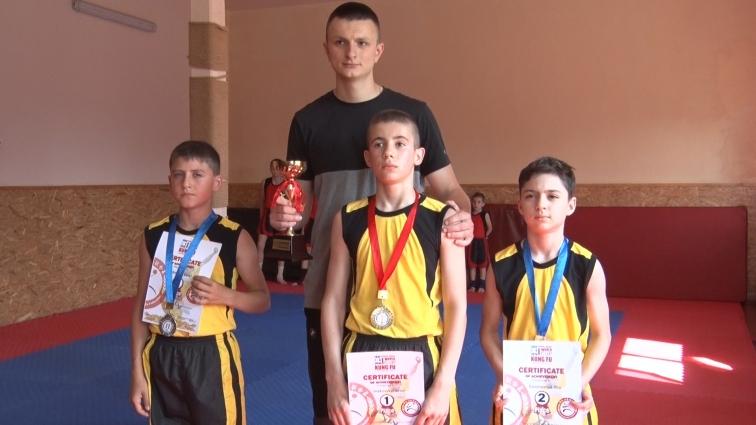 Спортсмени Житомирщини здобули кубок світу з кунгфу