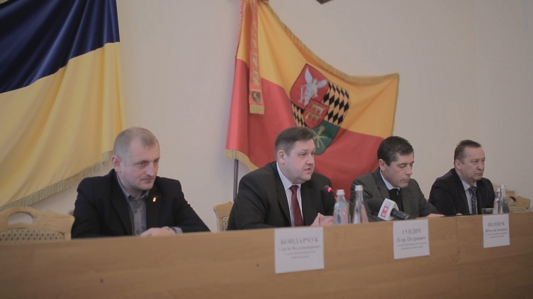 Перспективи Коростишівського району обговорили на  Раді регіонального розвитку району