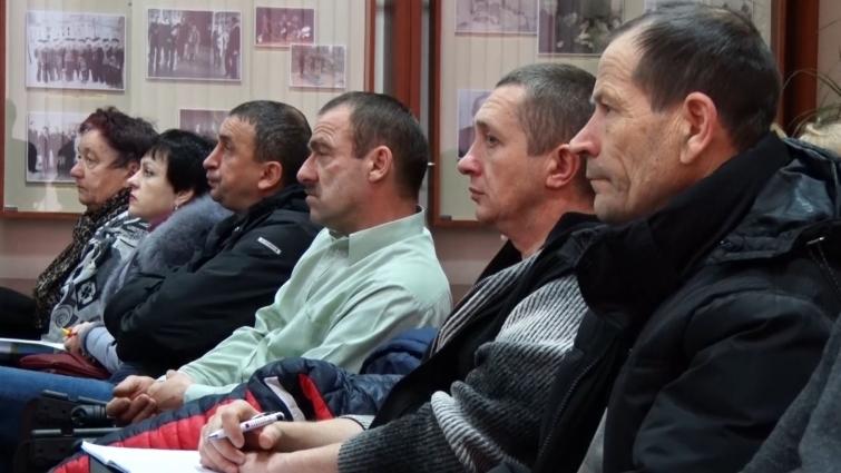 Голів житомирських ОСББ навчали управлінню житловою нерухомістю