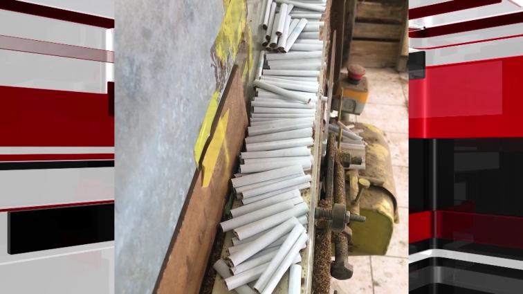 На Житомирщині продавали підроблені цигарки
