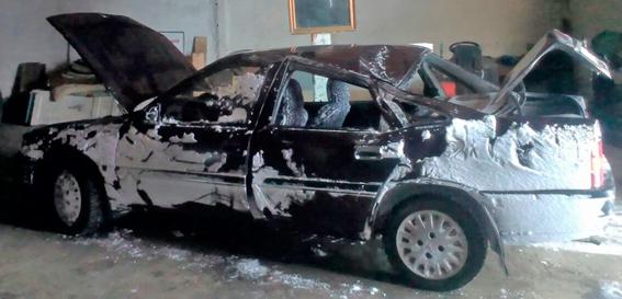 На Житомирщині чоловік відібрав авто у 80-річного дідуся і розбив його в ДТП