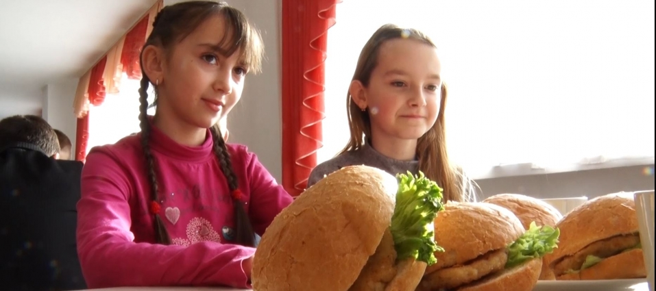 Шкільне меню сніданків житомирських першокласників планують змінити
