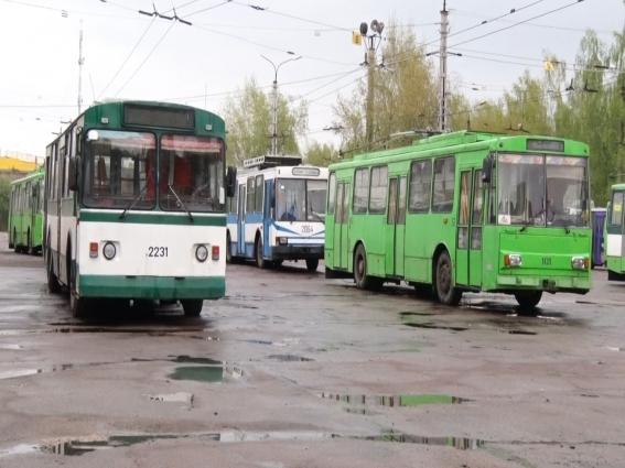 У Житомирі побили водіїв двох тролейбусів