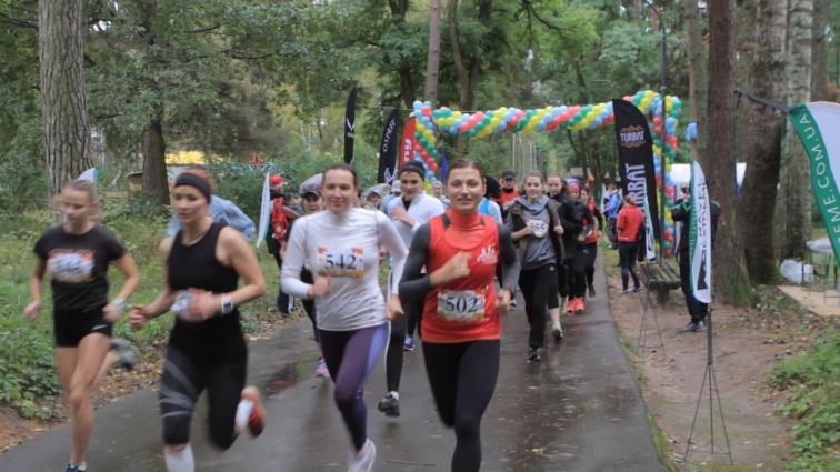 На «Поліську осінь – 2018» зібралося понад 200 учасників