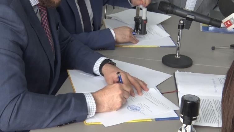 Укртрансбезпека та Житомирська політехніка підписали меморандум про співпрацю